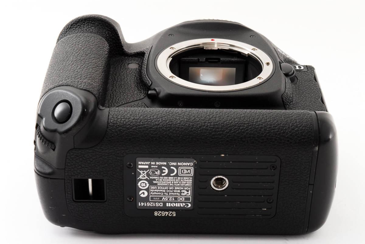 ★ショット数約1万★ Canon キャノン EOS 1D Mark III ボディ 413307_画像9