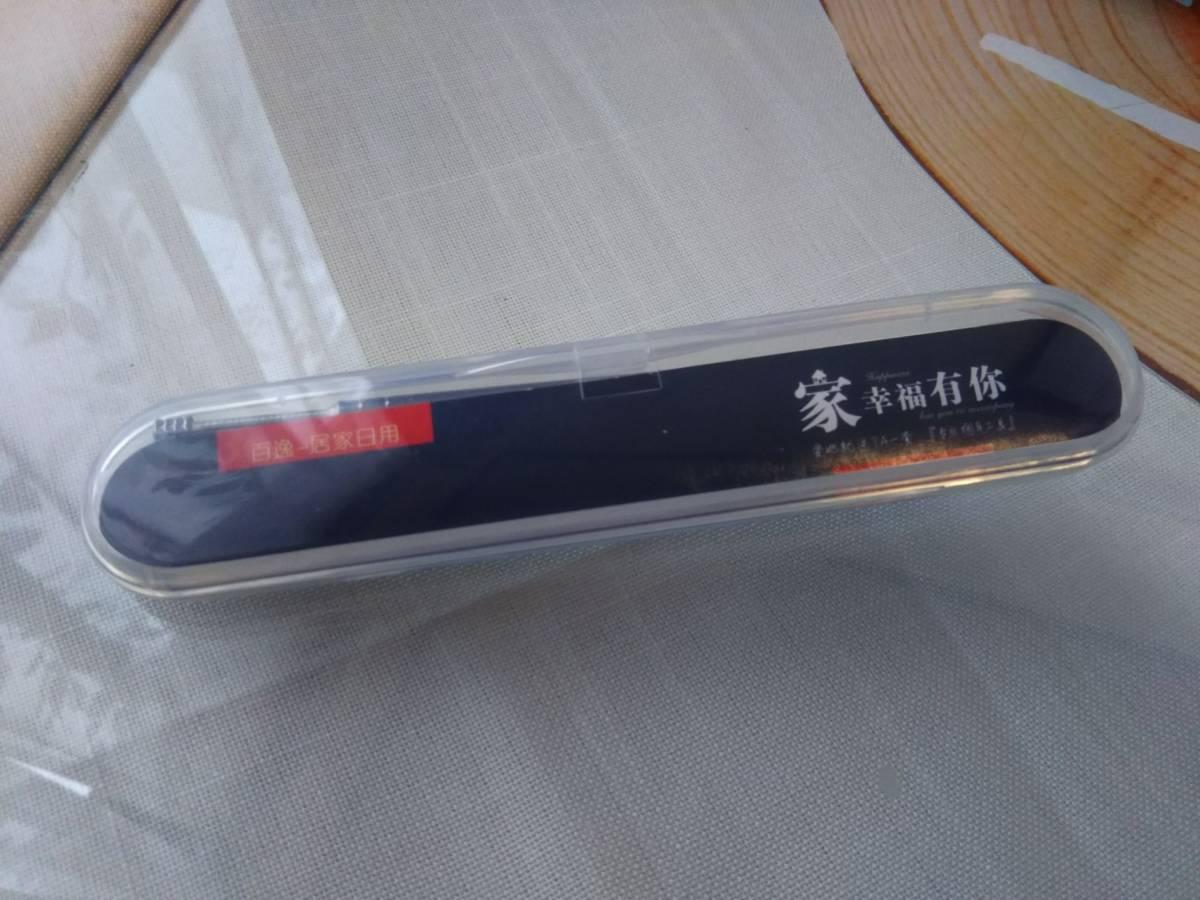 新品★ステンレス製耳かき 豪華6本セット 旅行に 出張に_画像2