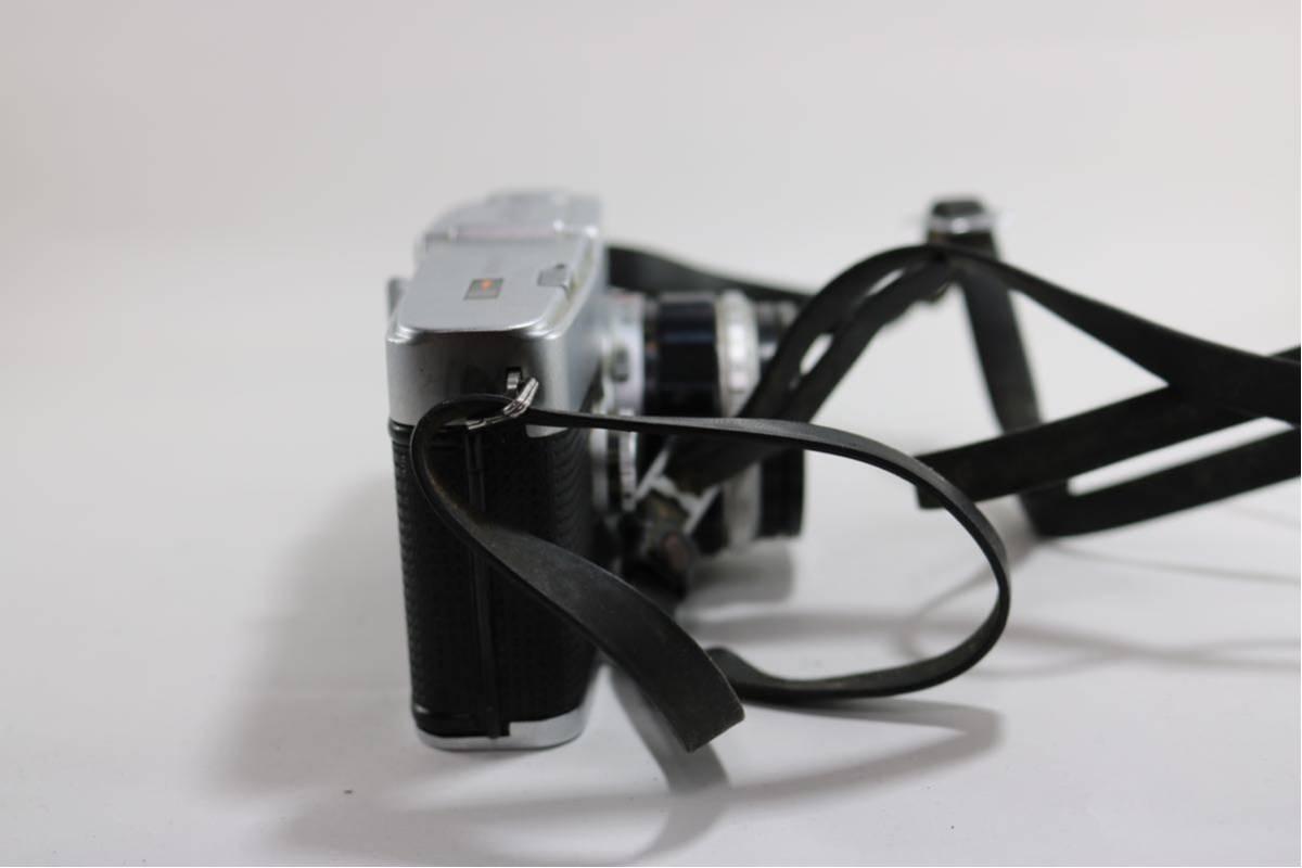 オリンパス(OLYMPUS) PEN F F.Zuiko Auto-s 1:18 f=38mm レンジファインダーカメラ ジャンク!1円スタート♪_画像4