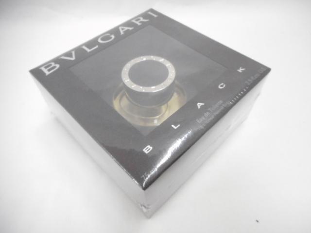 1円 未開封 未使用 ブルガリ ブラック EDT 75ml BVLGARI BLACK 香水 オードトワレ  EDT_画像5