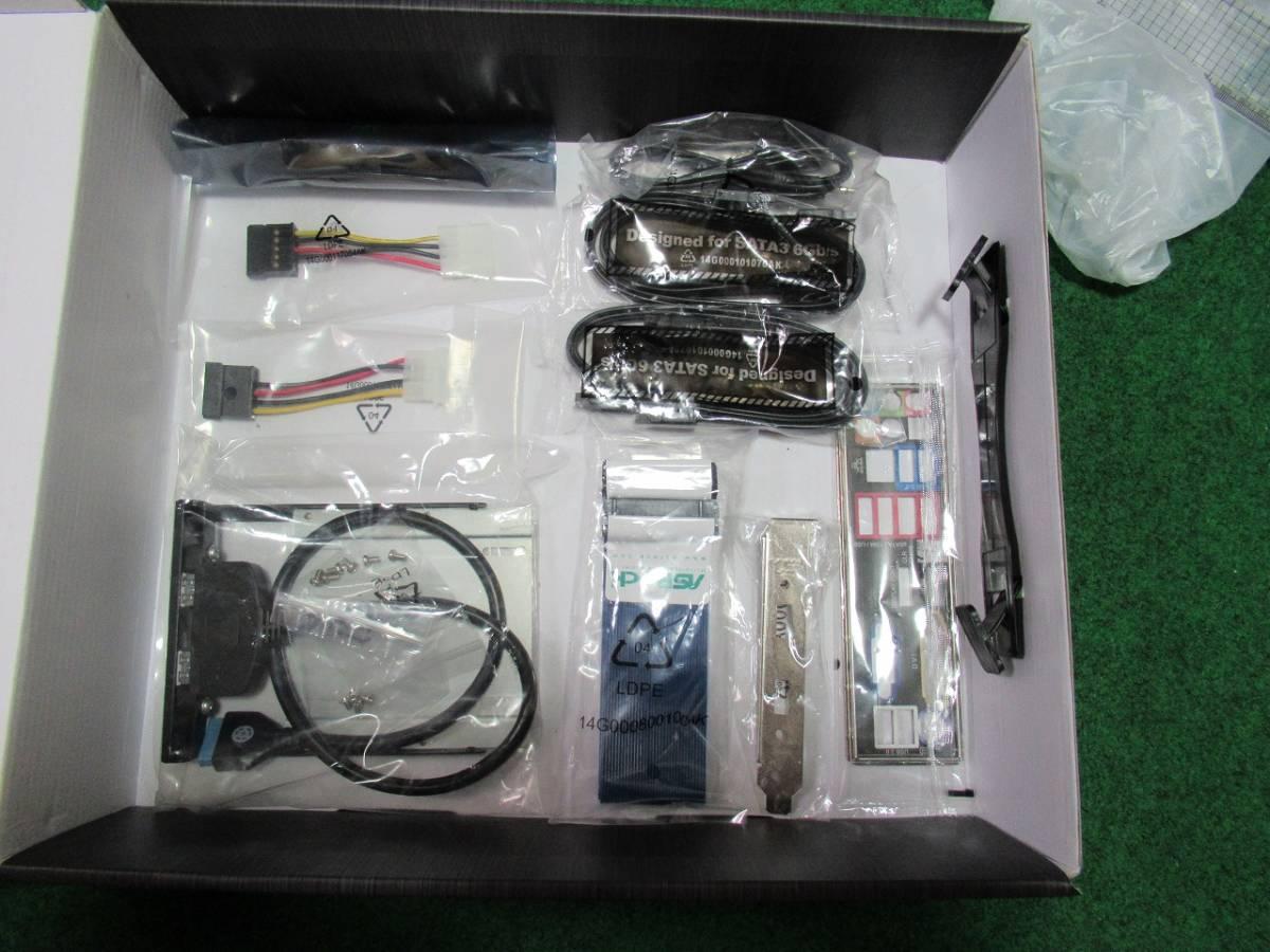 マザーボード ASRock Z68 Extreme4 LGA1155_画像3