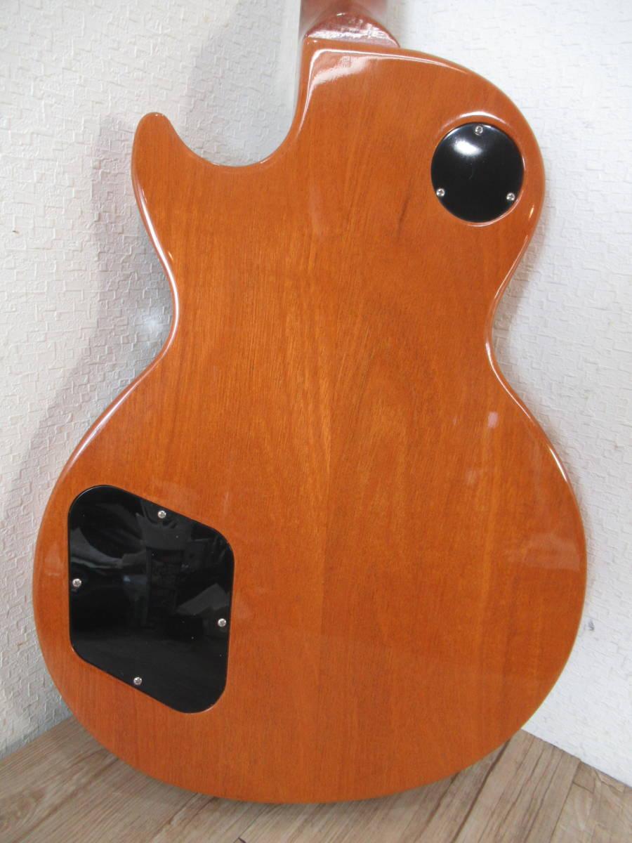 即配送!Gibson◆Les-Paul Standard GoldTop◆2007年_画像2