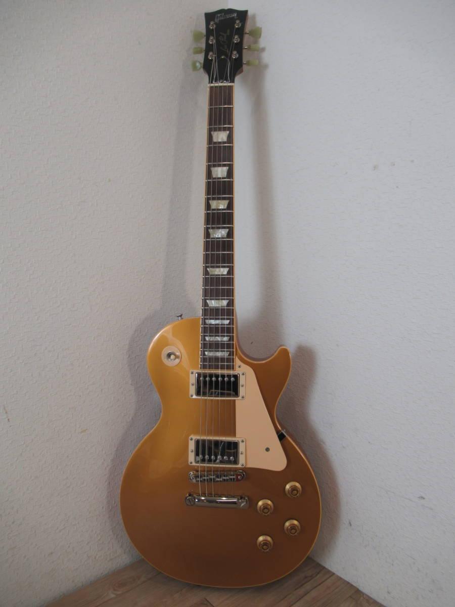 即配送!Gibson◆Les-Paul Standard GoldTop◆2007年_画像3