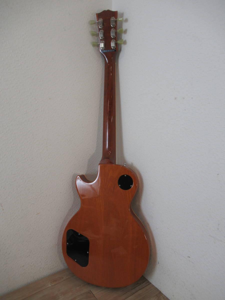 即配送!Gibson◆Les-Paul Standard GoldTop◆2007年_画像4