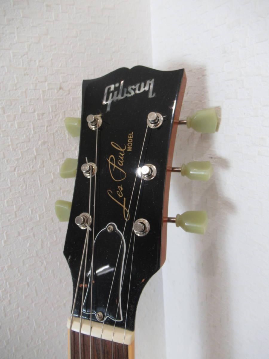 即配送!Gibson◆Les-Paul Standard GoldTop◆2007年_画像5