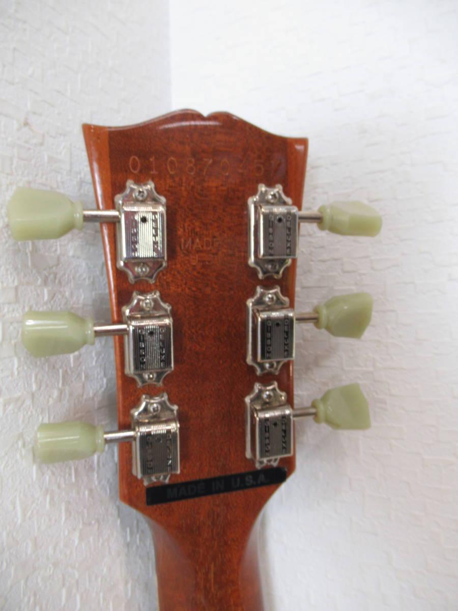 即配送!Gibson◆Les-Paul Standard GoldTop◆2007年_画像6