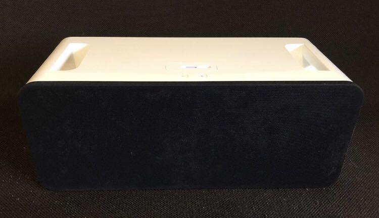 ☆美品 Apple iPod Hi-Fi M9867J/A スピーカーシステム AirMac Express付き AirPlay BRAUN ディーター?ラムス 廃番品 アップル 純正品