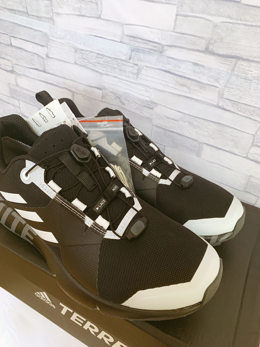 送料込【新品未使用】Adidas x White Mountaineering WM TERREX TWO GTX 27.5 ㎝ / アディダス × ホワイトマウンテニアリング_画像5