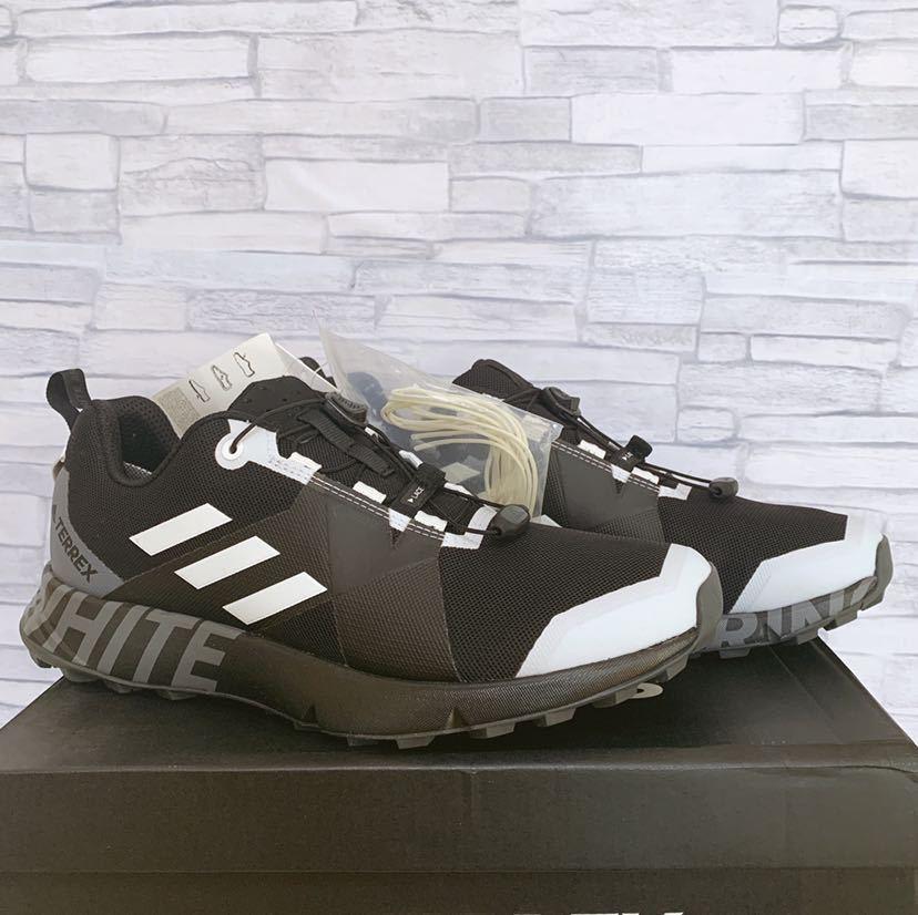 送料込【新品未使用】Adidas x White Mountaineering WM TERREX TWO GTX 27.5 ㎝ / アディダス × ホワイトマウンテニアリング_画像4