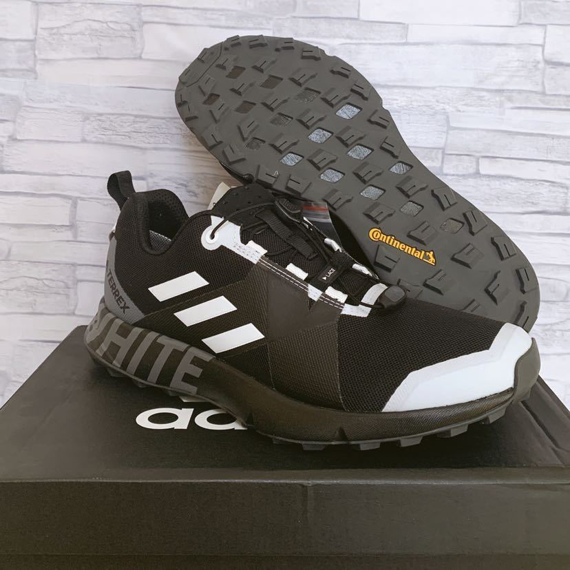 送料込【新品未使用】Adidas x White Mountaineering WM TERREX TWO GTX 27.5 ㎝ / アディダス × ホワイトマウンテニアリング_画像2