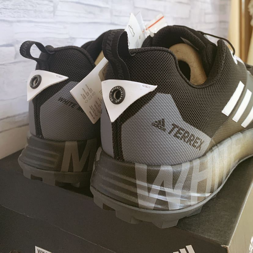 送料込【新品未使用】Adidas x White Mountaineering WM TERREX TWO GTX 27.5 ㎝ / アディダス × ホワイトマウンテニアリング_画像6