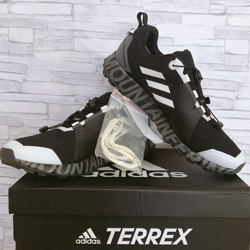 送料込【新品未使用】Adidas x White Mountaineering WM TERREX TWO GTX 27.5 ㎝ / アディダス × ホワイトマウンテニアリング_画像3