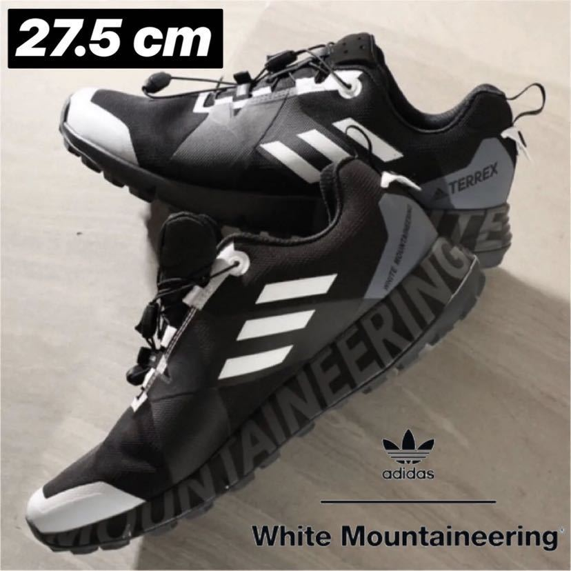 送料込【新品未使用】Adidas x White Mountaineering WM TERREX TWO GTX 27.5 ㎝ / アディダス × ホワイトマウンテニアリング
