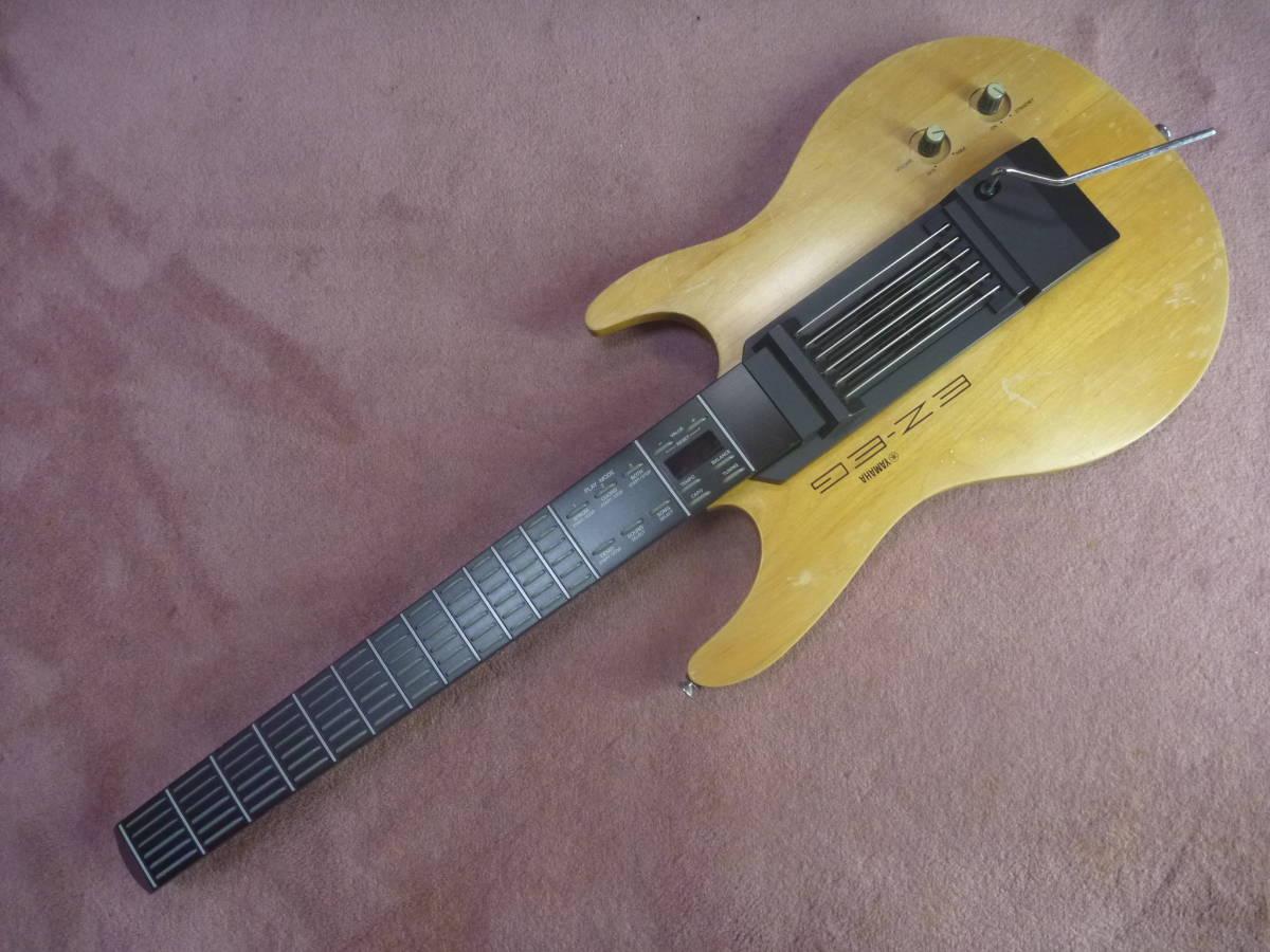 ヤマハ YAMAHA EZ-EG・ギター型シンセサイザー MIDIギター動作可 イージーギター _画像4