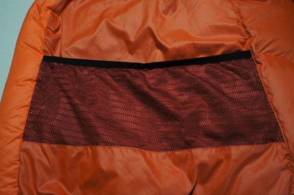 パタゴニア F9 フィッツロイ ダウンジャケット オレンジ L/patagonia_画像6