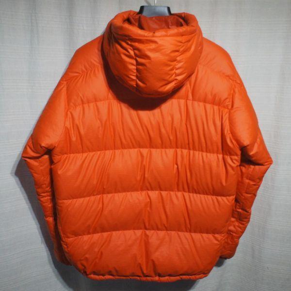 パタゴニア F9 フィッツロイ ダウンジャケット オレンジ L/patagonia_画像2