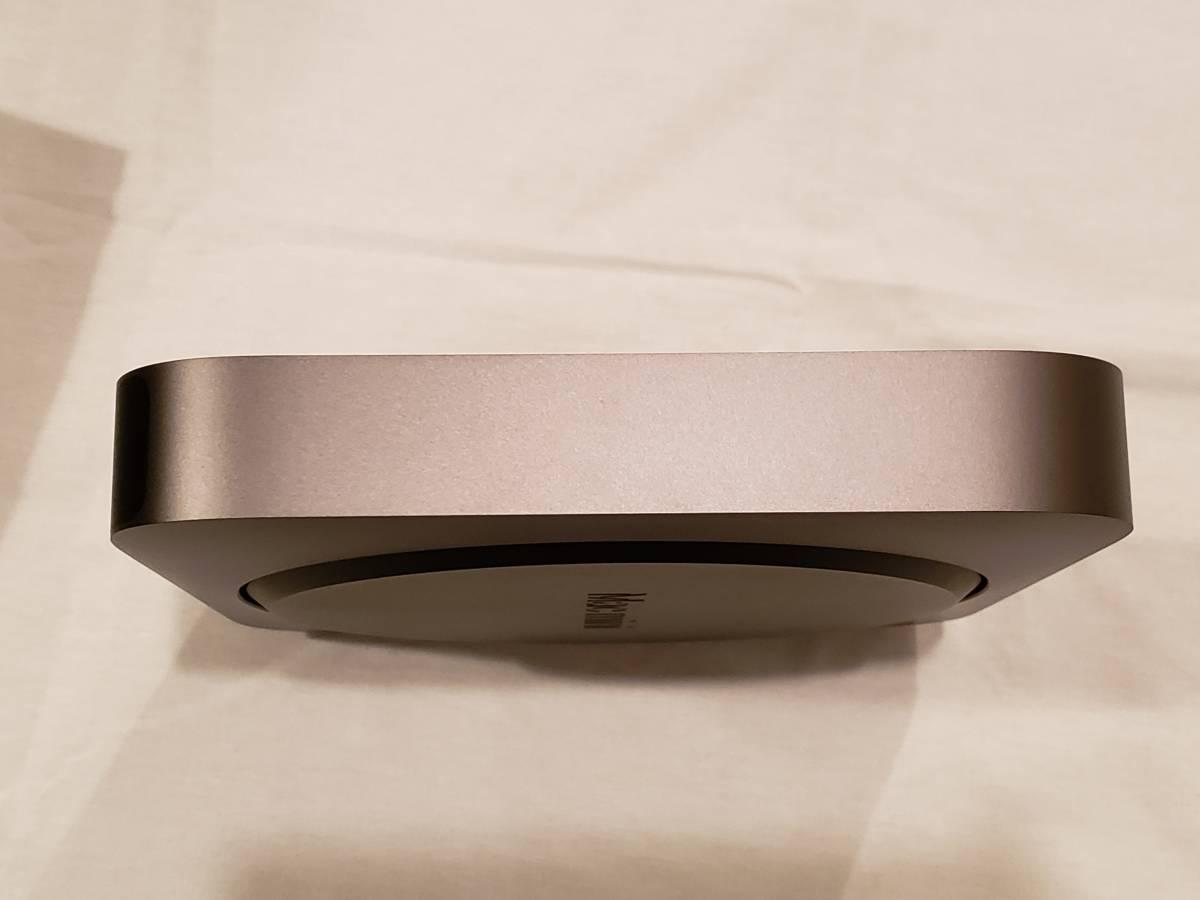 [極美品] Mac mini 2019 3.2GHz 6-core i7 64GB 512GB SSD[最強スペック]_画像4