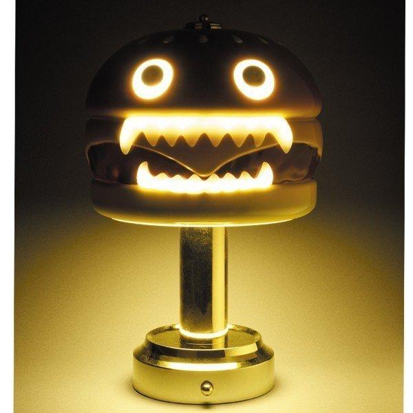 新品未開封 UNDERCOVER MEDICOM TOY HAMBURGER LAMP アンダーカバー メディコム トイ ハンバーガー ランプ UC ライト 2018年 復刻 JONIO_画像2