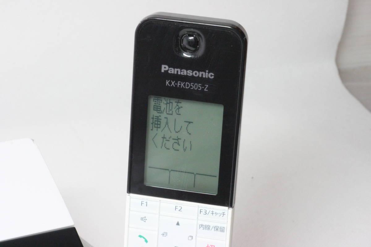 Panasonic KX-PD101-W おたっくす [9c20]_画像3