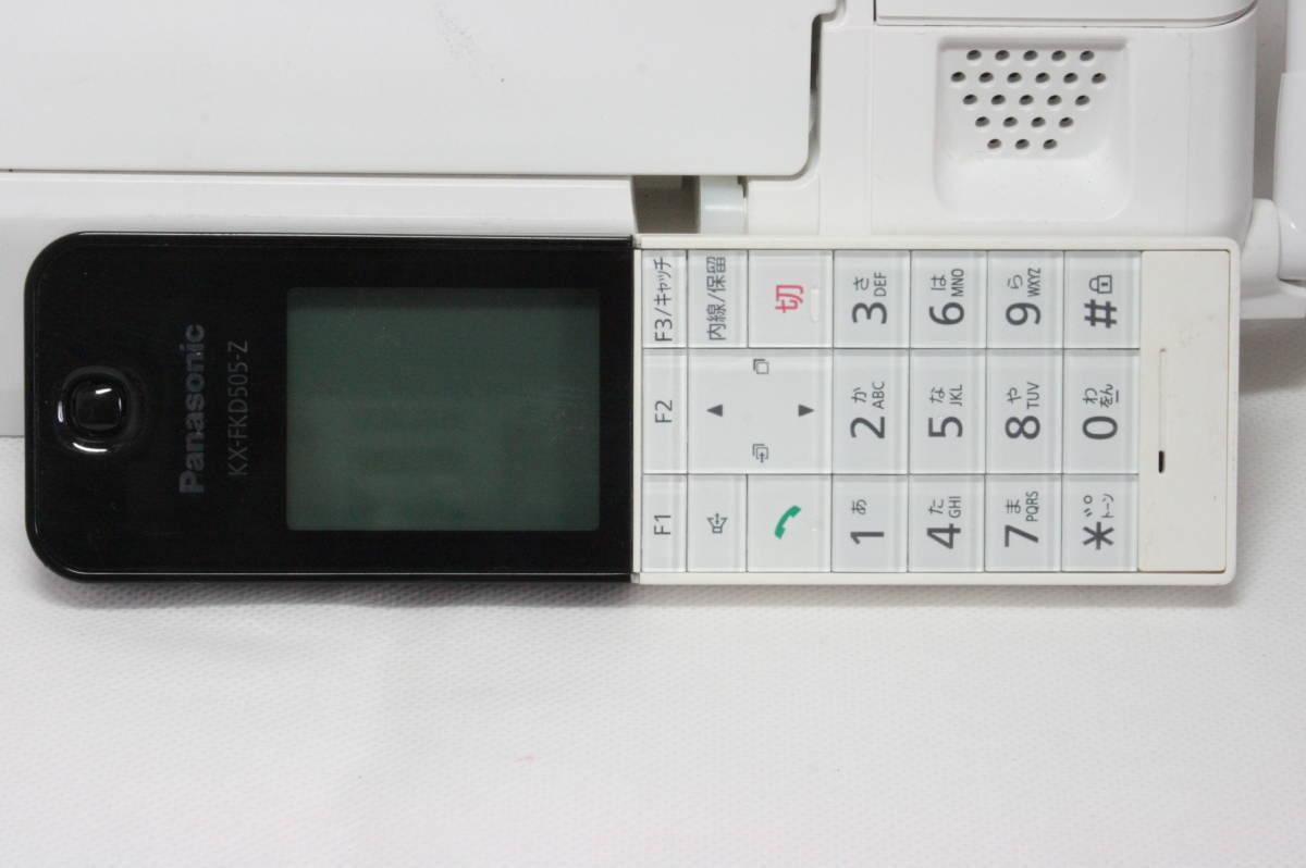 Panasonic KX-PD101-W おたっくす [9c20]_画像7