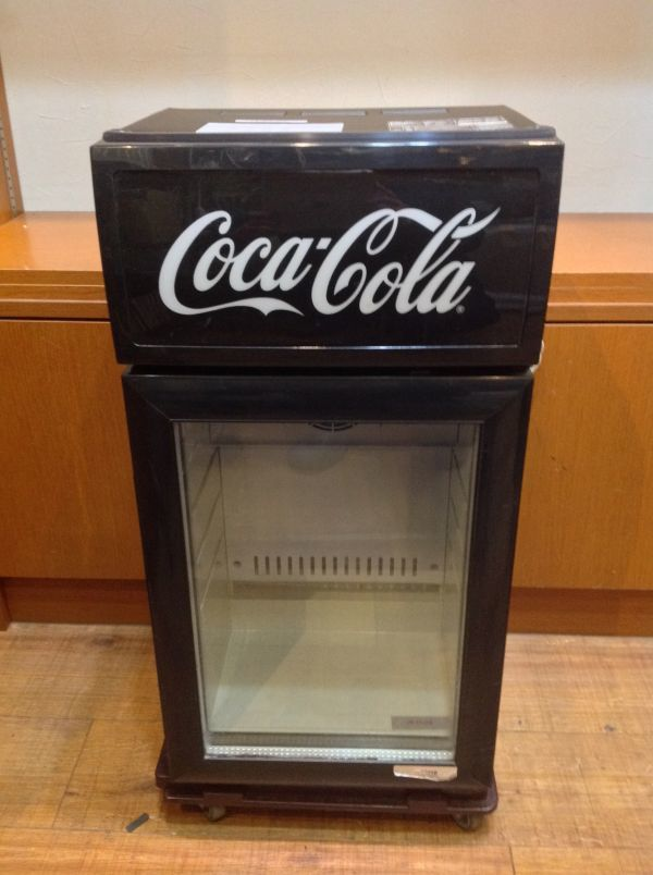 Haier JR-CC25B Coca Cola showcase type desk-top type