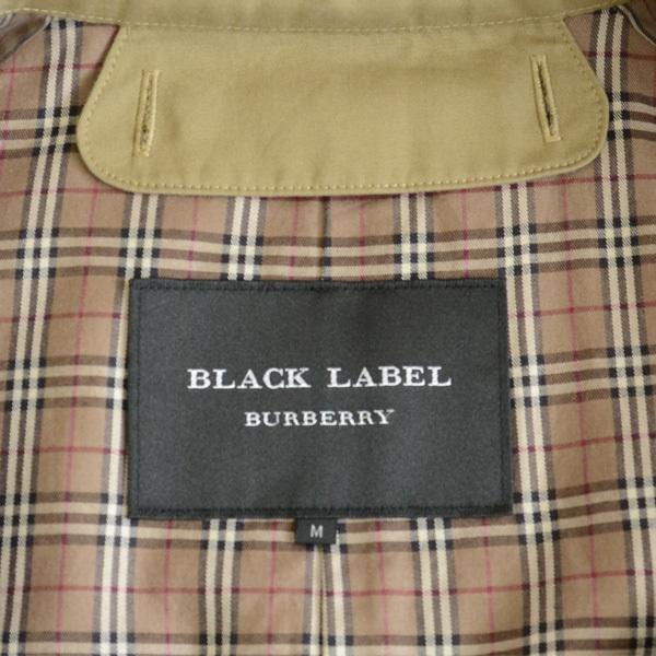 バーバリー ブラックレーベル トレンチコート ライナー付 size 36_画像5