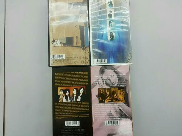 ラルクアンシエル VHS 4本セット_画像2