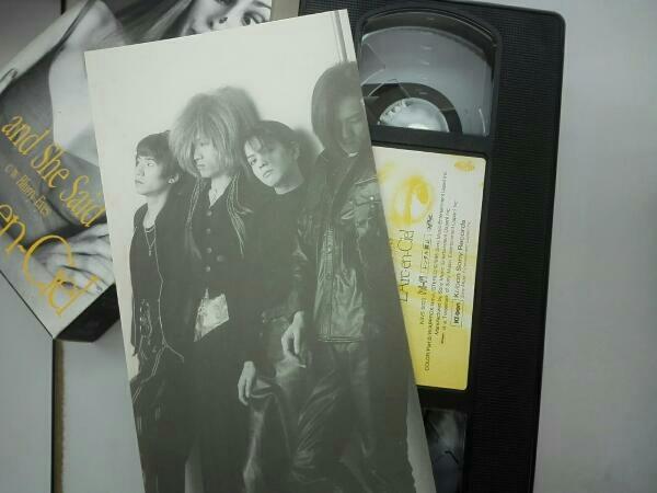 ラルクアンシエル VHS 4本セット_画像5