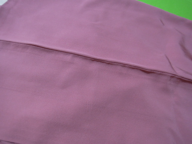 peace old cloth raw materials * dark,.... button pink color *.. edge cloth * silk ground!