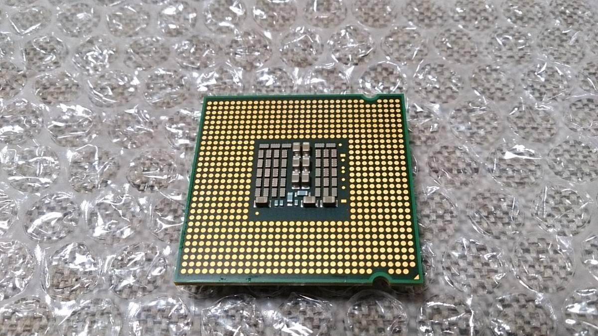 ☆即決☆Intel Core 2 Quad Q9550 2.83GHz/12M/1333/05A☆動作確認済☆_画像2