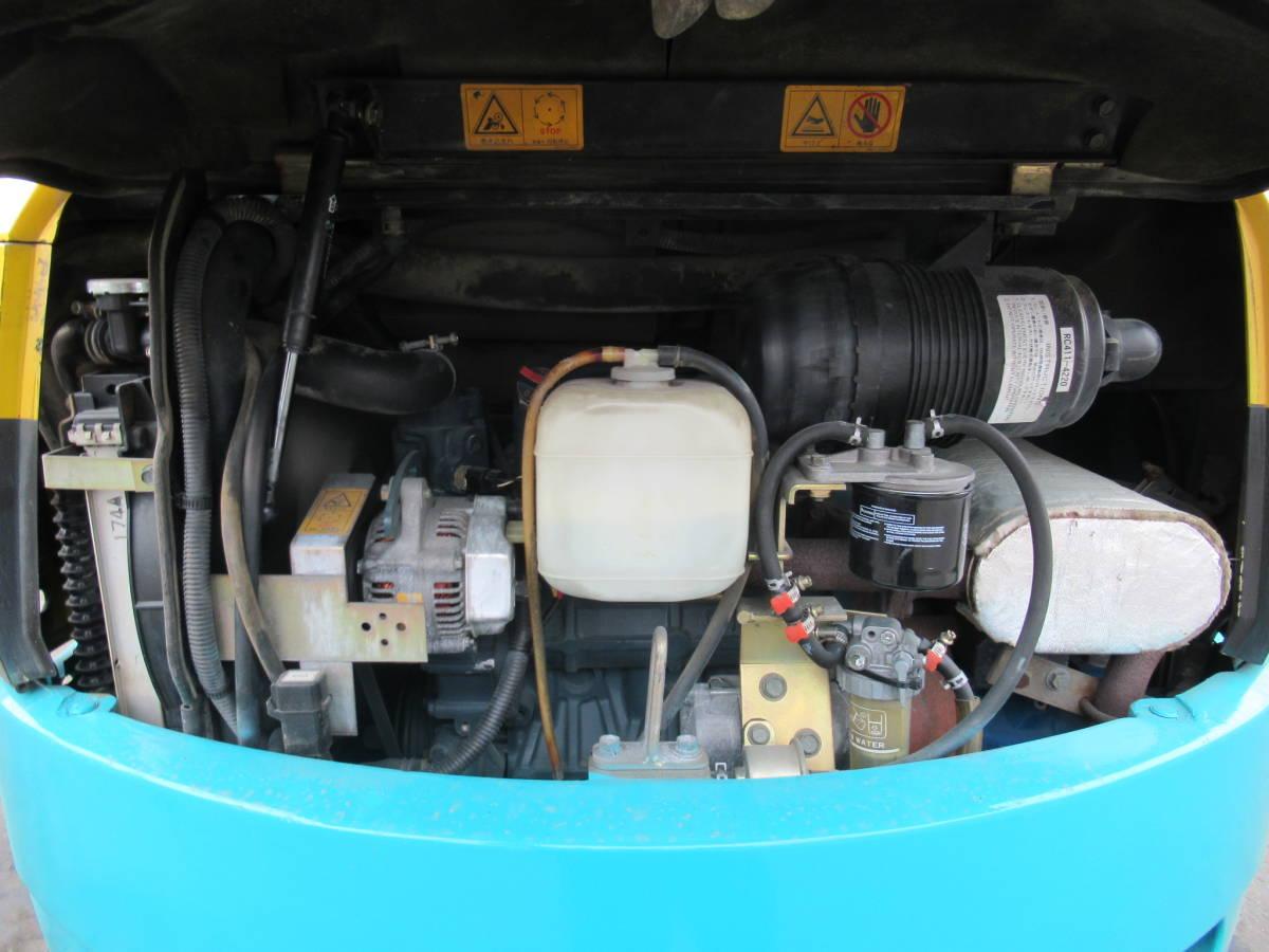 クボタ RX303S KUBOTA 油圧ショベル ミニユンボ_画像4