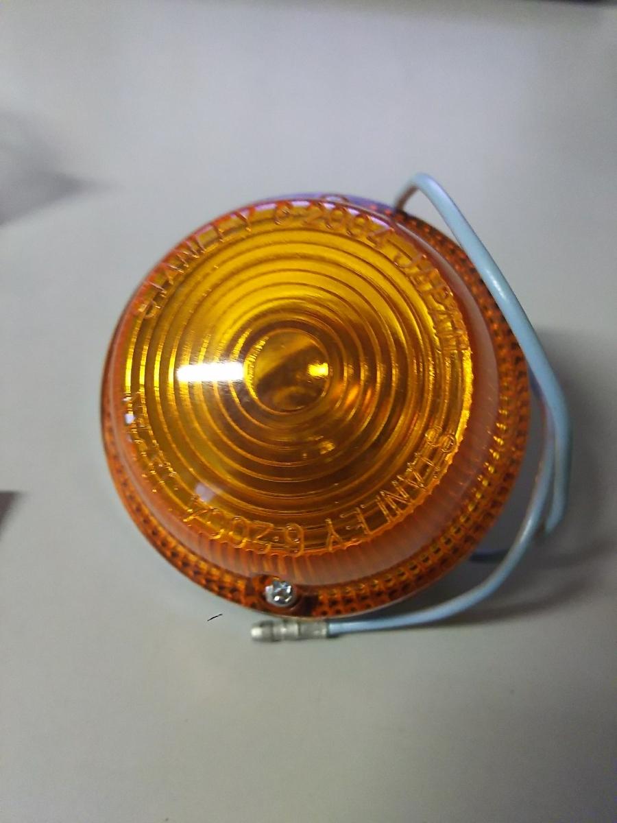 ホンダ純正 ウインカー 新品 33400-086-003 スーパーカブ カモメ 行灯 C50 C70 当時物 希少 _画像2