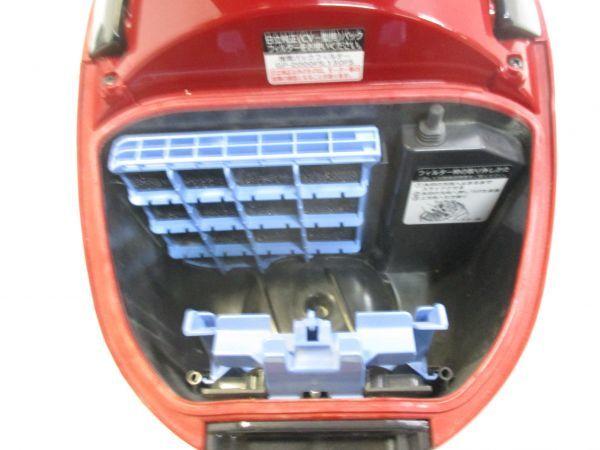 ○HITACHI 日立 かるパック 紙パック式掃除機 クリーナー CV-PC30 2016年製 A-32315○_画像6