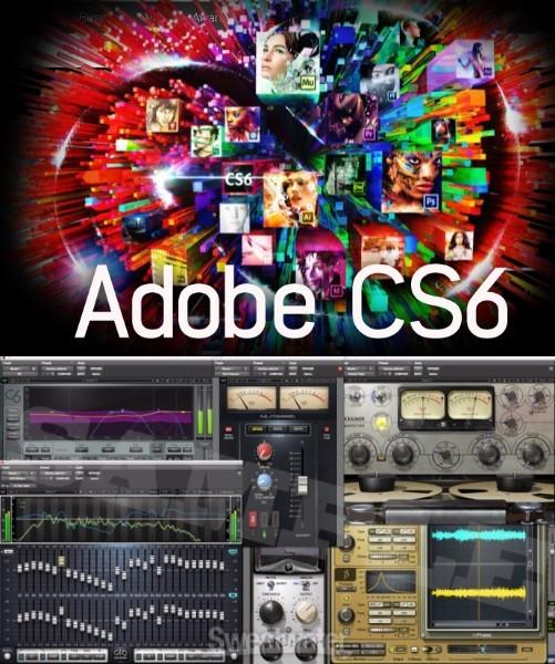 Adobe WAVESインストール済み