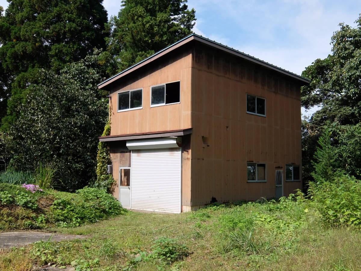 鉄骨2階建 倉庫