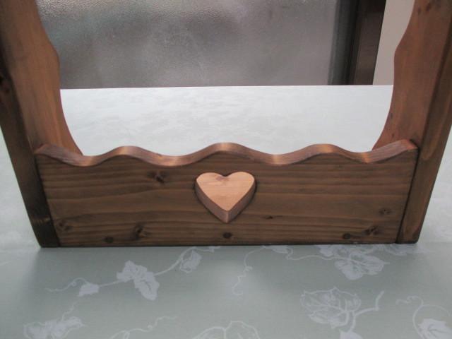 ナチュラルな木製雑貨★カントリー雑貨★飾るだけでも可愛いです。_画像5