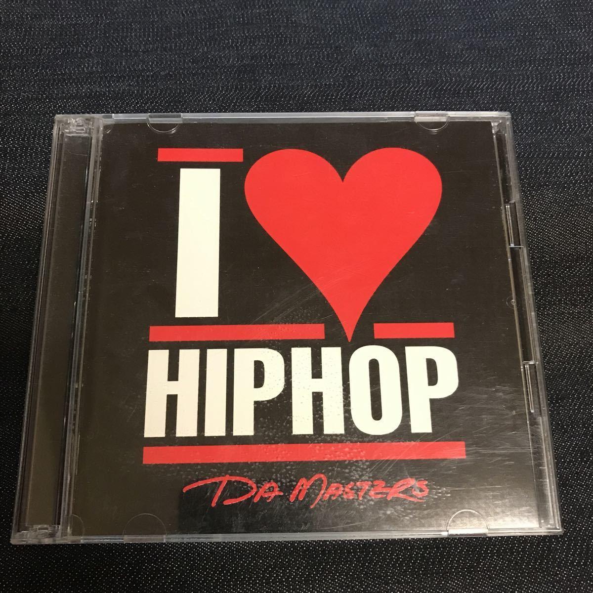【2枚組】I love HIP HOP Da MASTERS