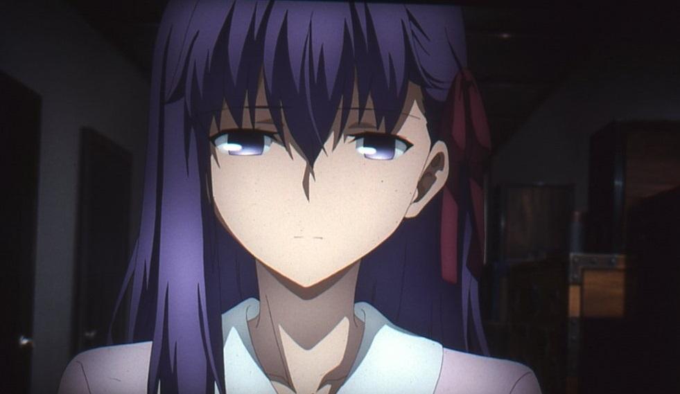 劇場版 Fate/stay night Heaven's Feel 入場者 特典 フィルム 桜_画像1