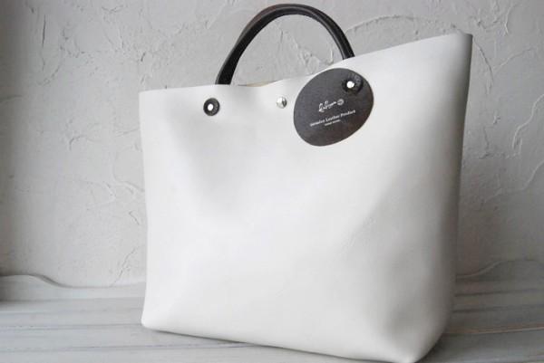 贅沢 柔らかい シンプルトート 軽量 革 ハンドメイドバッグ 国産 レザー
