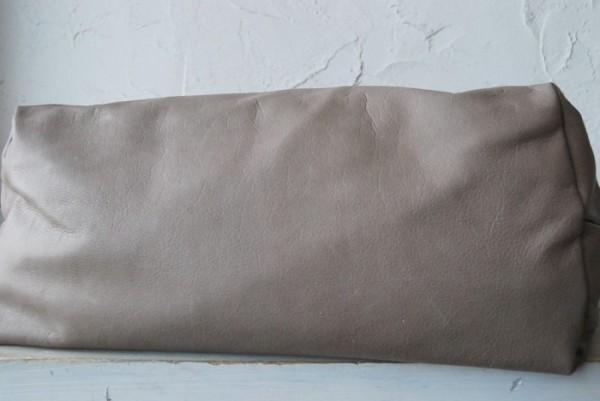 贅沢 とても軽量 クチャ 肩掛け 本革鞄 ハンドメイドバッグ レザー 国産_画像3