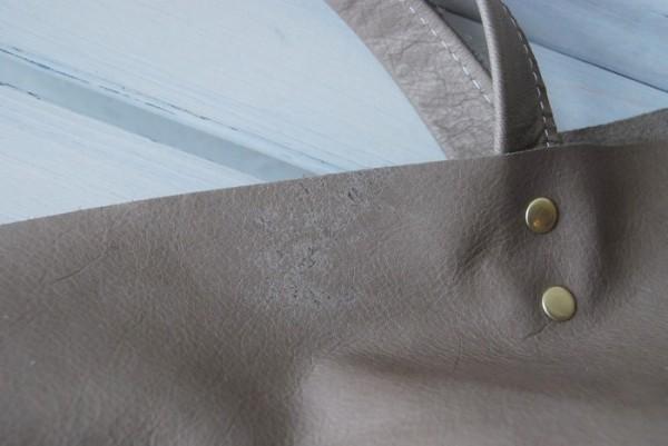 贅沢 とても軽量 クチャ 肩掛け 本革鞄 ハンドメイドバッグ レザー 国産_画像8