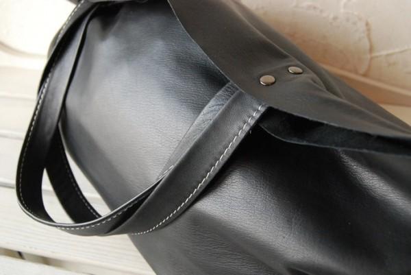 贅沢 とても軽量 クチャ 肩掛け 天然革 レザーバッグ ハンドメイド 日本製_画像8