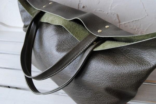 贅沢 バッファロー 肩掛け 天然革 オリジナル 兼用バッグ ハンドメイド_画像7