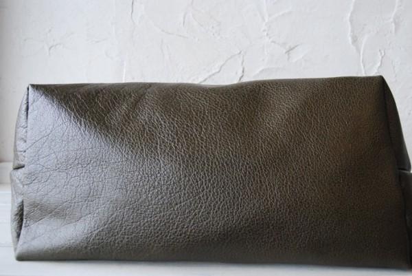贅沢 バッファロー 肩掛け 天然革 オリジナル 兼用バッグ ハンドメイド_画像3