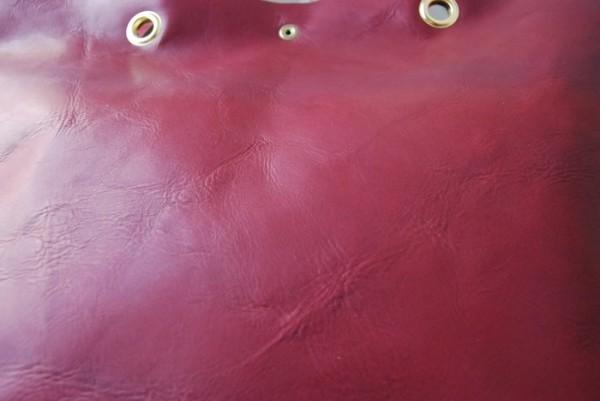 贅沢 柔らかい コシ 軽量 天然革 レザーバッグ ハンドメイド 日本製_画像8