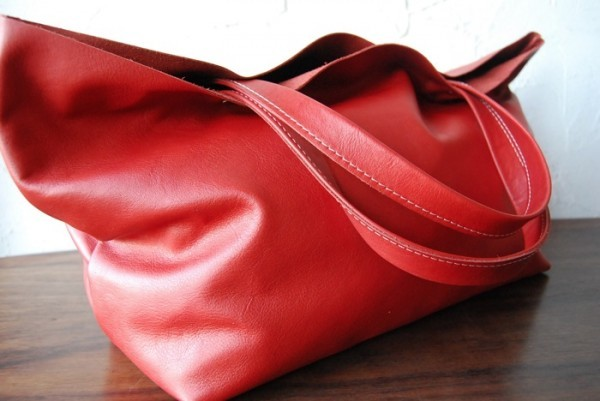 贅沢 柔らかい 軽量 肩掛け 本革鞄 ハンドメイドバッグ レザー_画像4