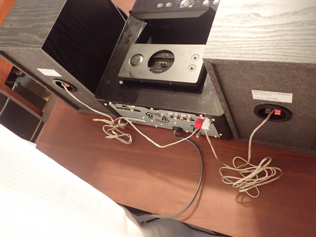 美品 500GBHDD換済みソニー ネットジューク SONY NETJUKE NAS-M700HD 約5300曲_画像7