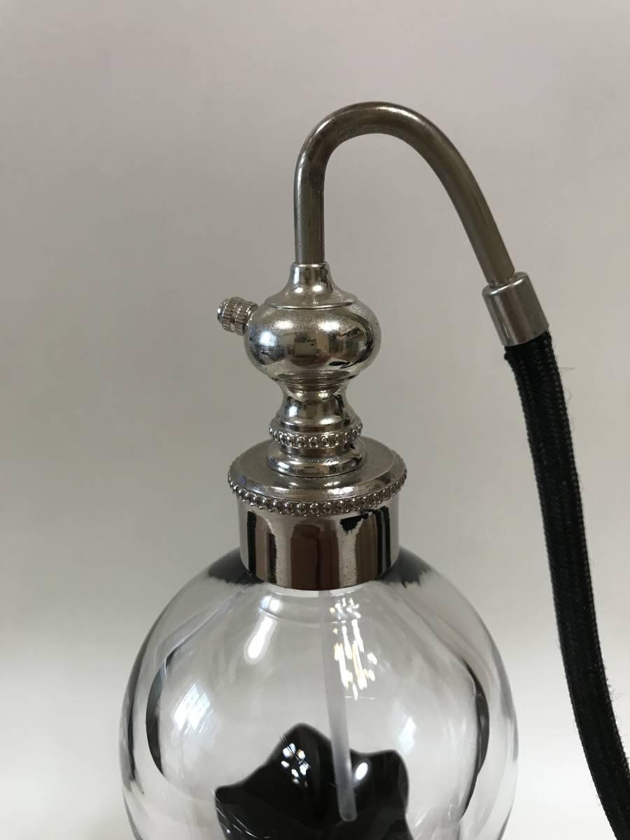 アンティーク品!「西ドイツ製ガラス香水瓶」、状態良好品です。コレクション品に!_画像3