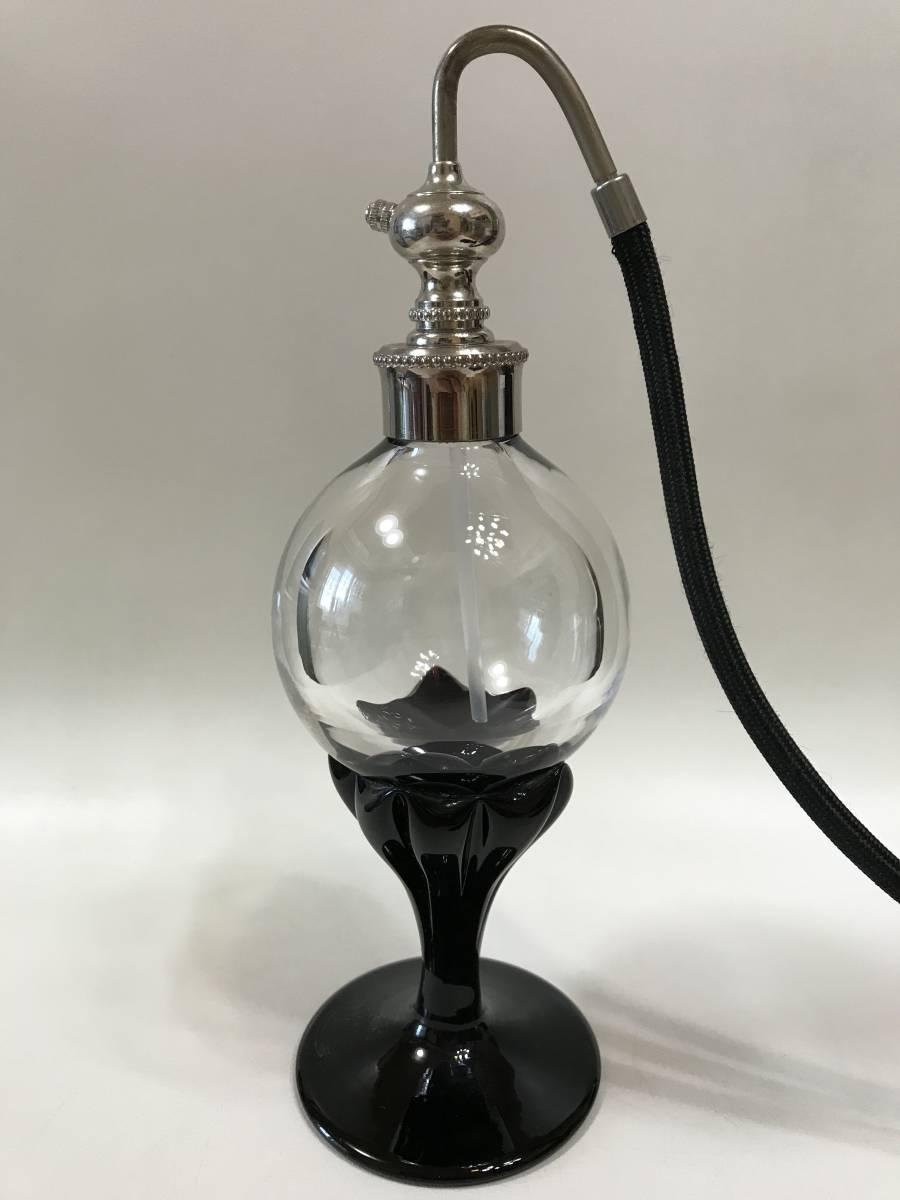 アンティーク品!「西ドイツ製ガラス香水瓶」、状態良好品です。コレクション品に!_画像2