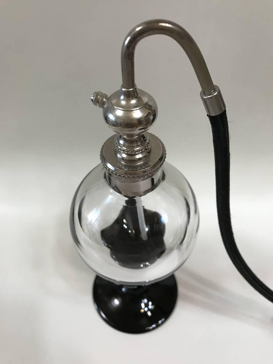 アンティーク品!「西ドイツ製ガラス香水瓶」、状態良好品です。コレクション品に!_画像4